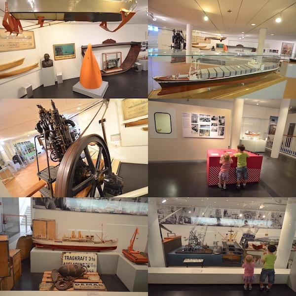 Schifffahrtsmuseum für Kinder