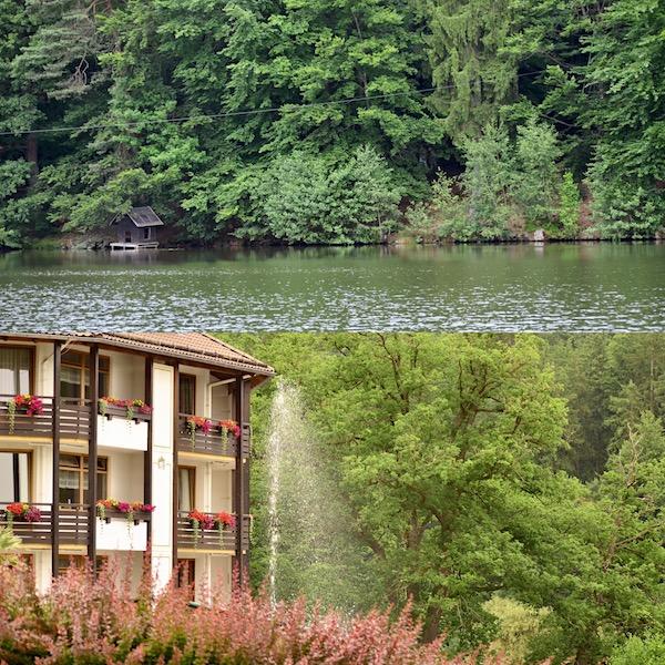 Umgebung Hotel Romantischer Winkel