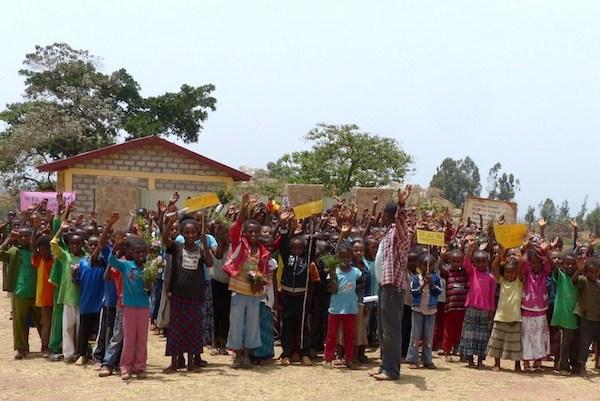 Grundschule in Äthiopien