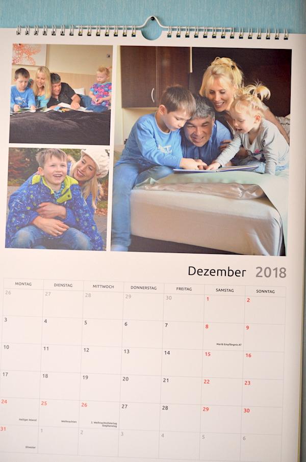Kalender als Geschenk fuer Oma