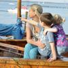 Elischeba Leon Emily am Steinhuder Meer
