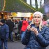 Elischeba auf dem Waldweihnachtsmarkt in Velen