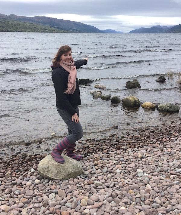 Workaway in Schottland