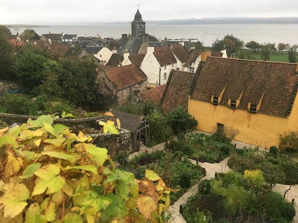 outlander garden scotland