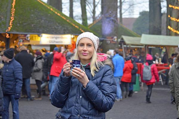 Waldweihnachtsmarkt im Muensterland