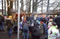 Waldweihnachtsmarkt Velen ? lohnt sich der Eintritt?