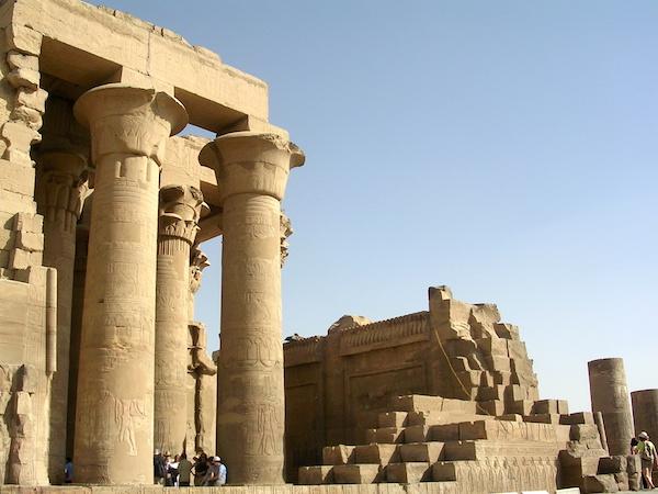 Ausflugsprogramm Nilkreuzfahrt