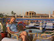 Elischeba auf Nilkreuzfahrt