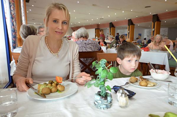 Restaurant im SBH Fuerteventura Playa