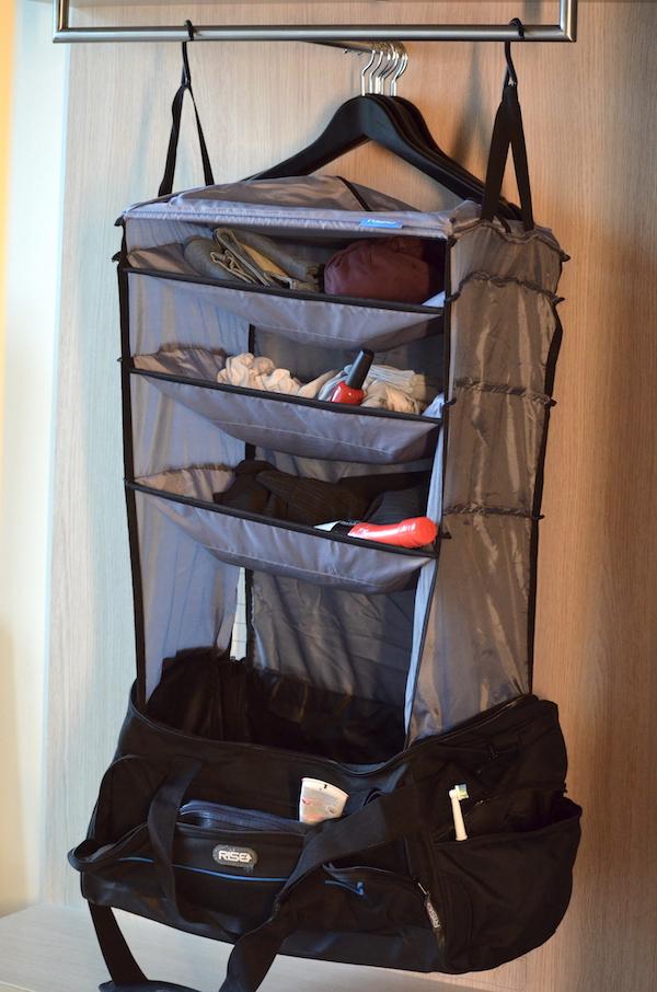 Rise Reisetasche von radbag