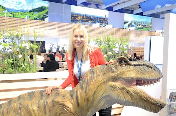 Dinosaurier Park Bayern Denkendorf