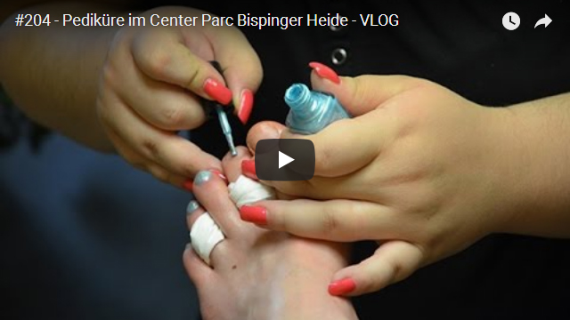 ElischebaTV_204_640x360 Pediküre im Center Parc Bispinger Heide