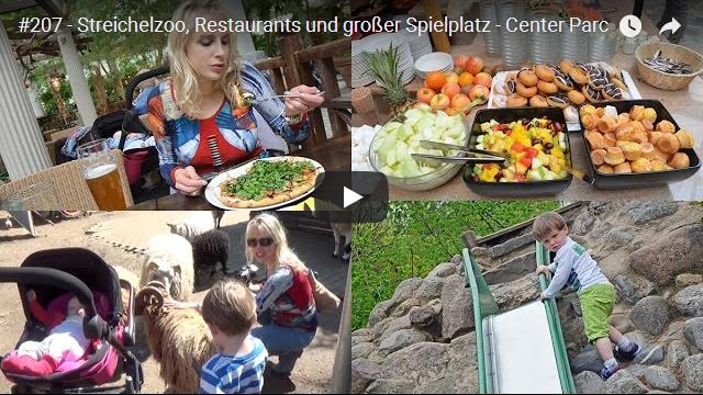 ElischebaTV_207_640x360 Streichelzoo Restaurants großer Spielplatz im Center Parc Bispinger Heide