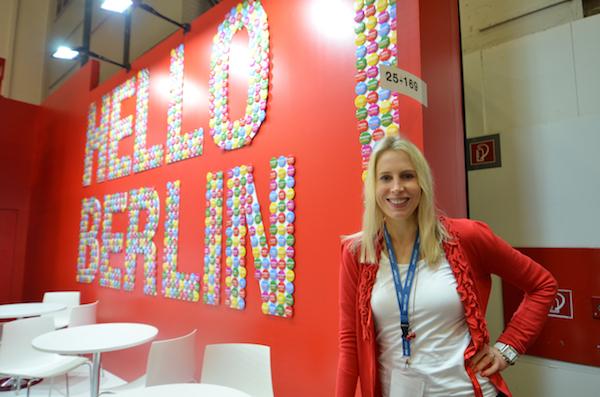 hello Berlin ITB 2018