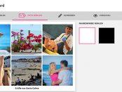 Postkarte verschicken mit my_postcard