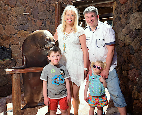 Seelöwe Family Wilde