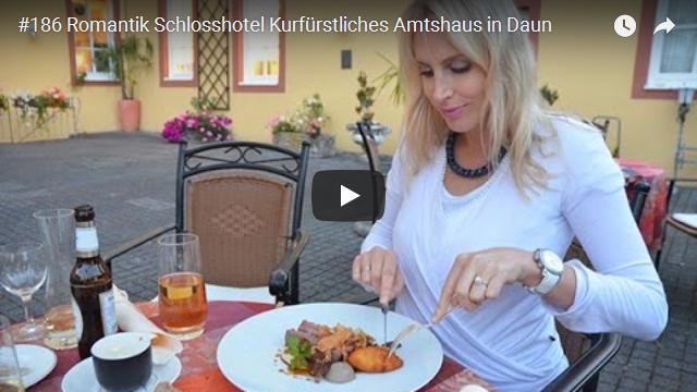 ElischebaTV_186_640x360 Romantik Schlosshotel Kurfürstliches Amtshaus in Daun in der Vulkaneifel
