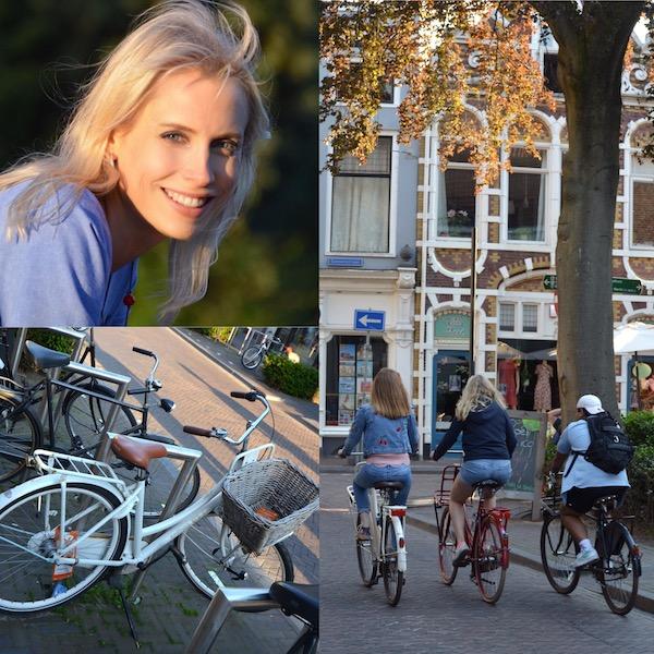 Bloggerin in Zwolle