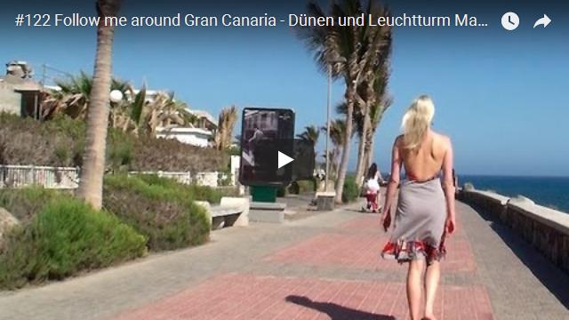 ElischebaTV_122_640x360 Dünen und Leuchtturm auf Gran Canaria