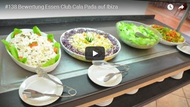 ElischebaTV_138_640x360 Bewertung Essen Club Cala Pada auf Ibiza