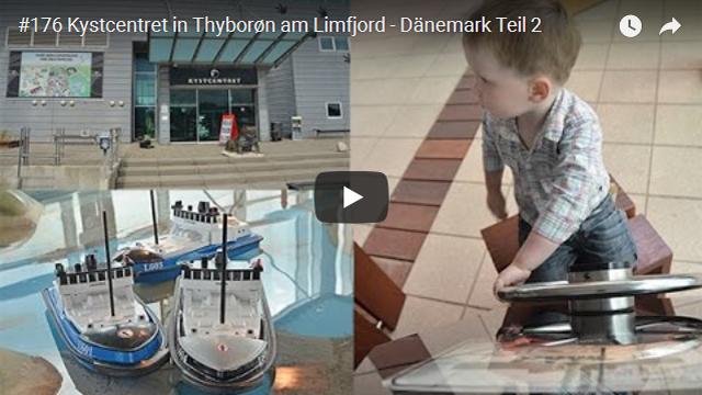 ElischebaTV_176_640x360 Kystcentret in Thyboron am Limfjord in Dänemark