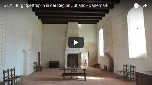 ElischebaTV_178_640x360 Burg Spottrup in der Region Jütland Dänemark