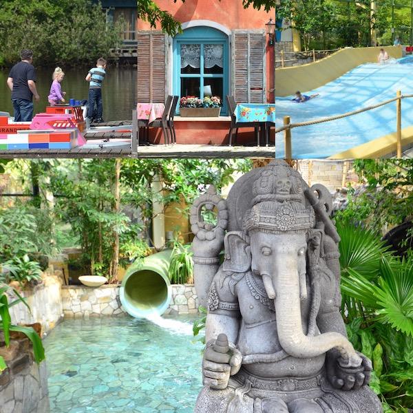 Aqua Mundo im Center Parc De Eemhof