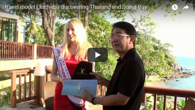Reisemodel Elischeba entdeckt Thailand und Soma Bay