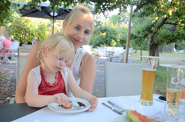 Dinieren mit Kleinkind im Welcome Hotel