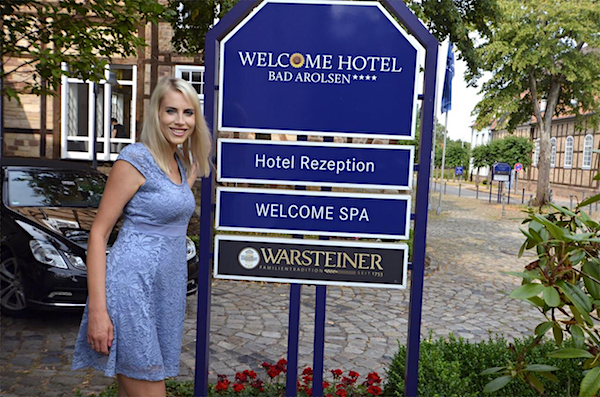 Welcome Hotel Bad Arolsen Wellness