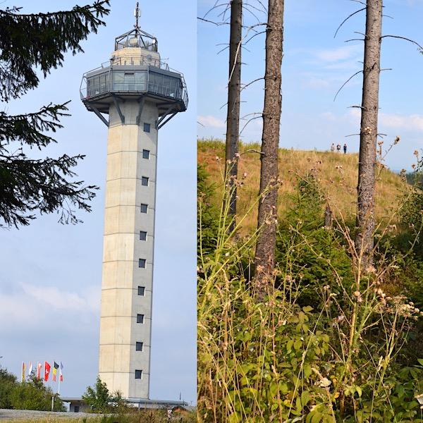 Turm Aussicht