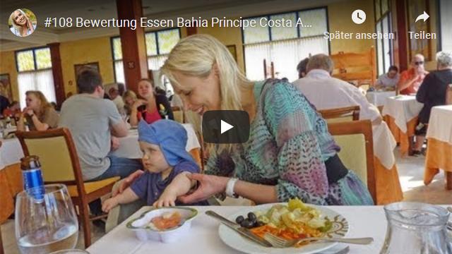 ElischebaTV_108 Essen Bahia Principe Costa Adeje