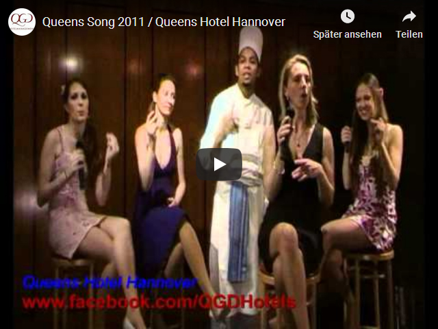 Queens_Song_2011 Queens Hotel Hannover