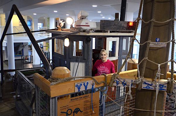 Schiff UNESCO Ausstellung