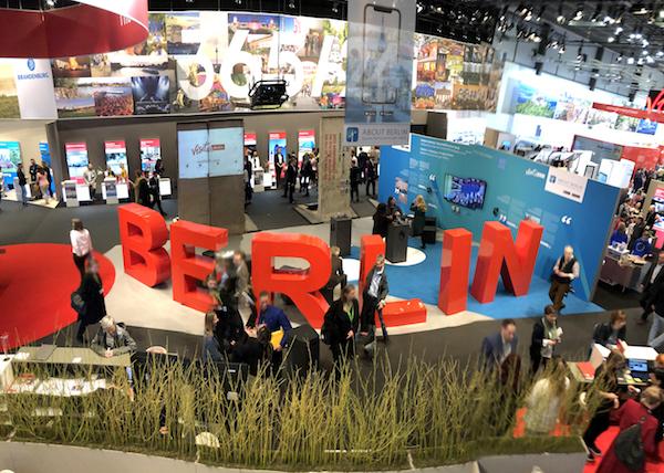 Berlin Messe ITB 2019
