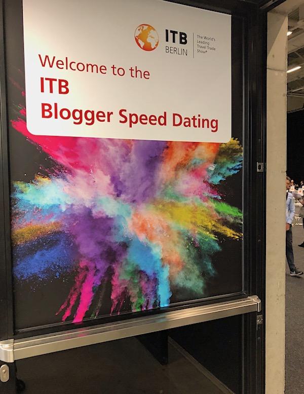 blogger speed dating auf der itb