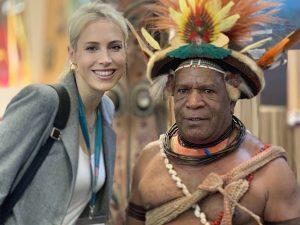 Papua-Neu-Guinea auf der ITB 2019